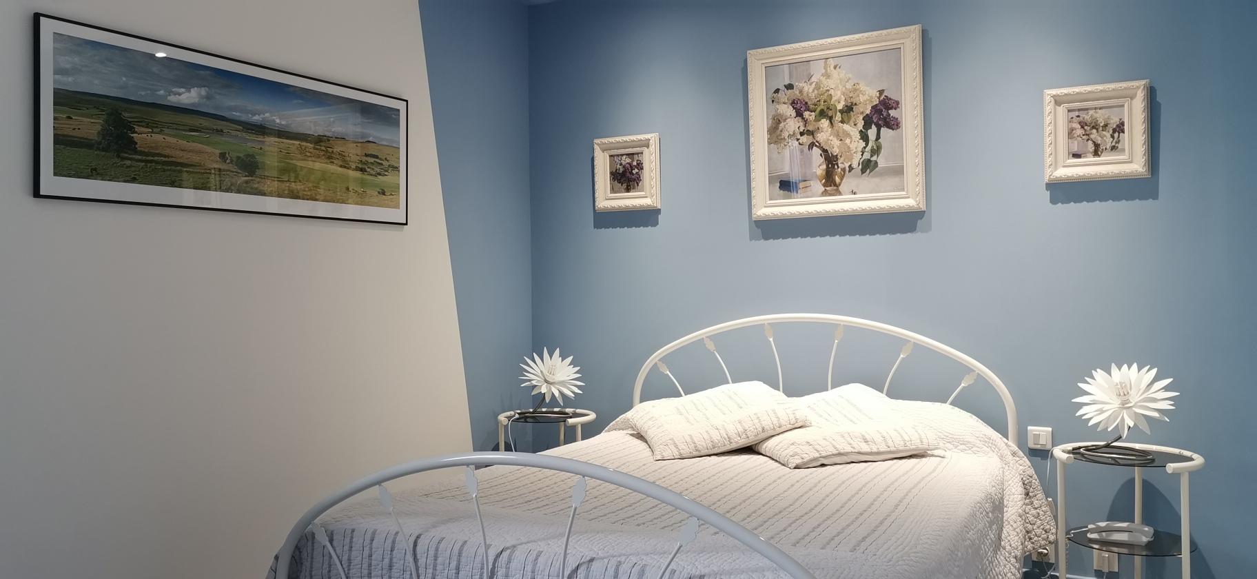 Activité réduite: c'est l'occasion de refaire certaines chambres!